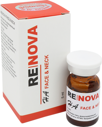 Ревитализант Re Nova HA-FACE & NECK