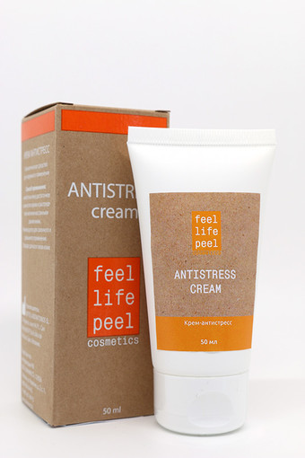 ANTISTRESS CREAM - КРЕМ АНТИСТРЕСС 50 мл