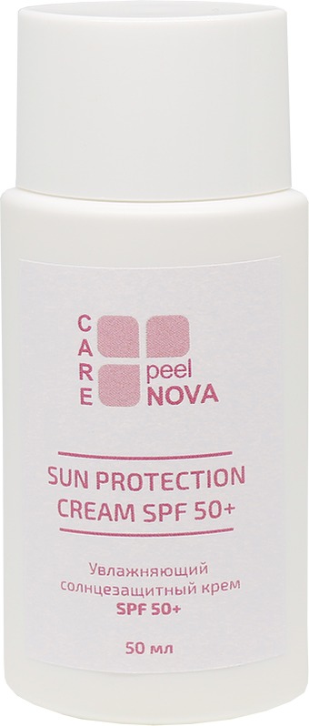 SUN PROTECTION CREAM SPF 50+/30+, 50 мл