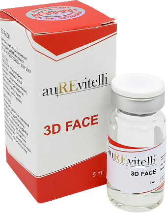 Мезокомплекс Aurevitelli 3D FACE